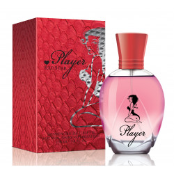 PLAYER Red Star 100 ml, Eau de toilette for women