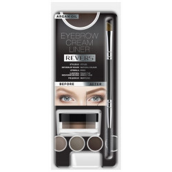 Kremowy Liner do brwi EYEBROW CREAM LINER GRAPHITE