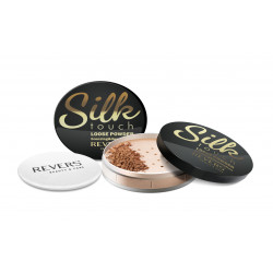 Puder sypki SILK TOUCH Loose Powder bronzing & ilumination